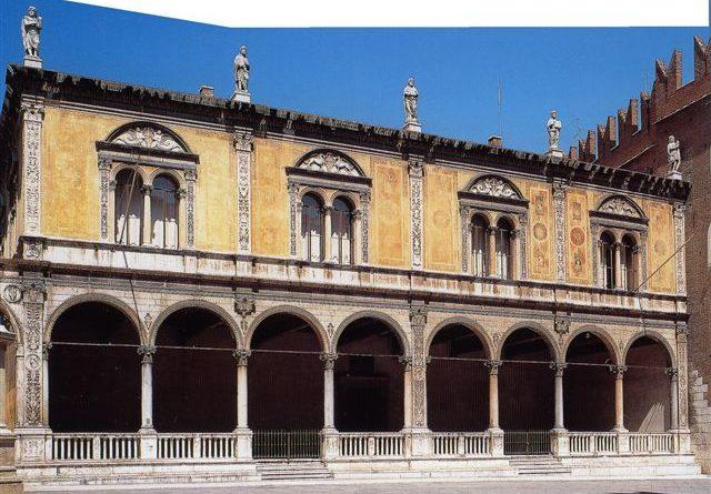 Palazzo della loggia - consiglio
