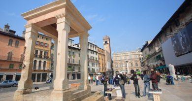 Capitello Piazza Erbe