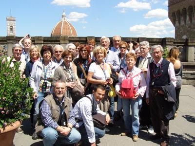 Gita ad Arezzo e Firenze 16-18 MAGGIO 2014