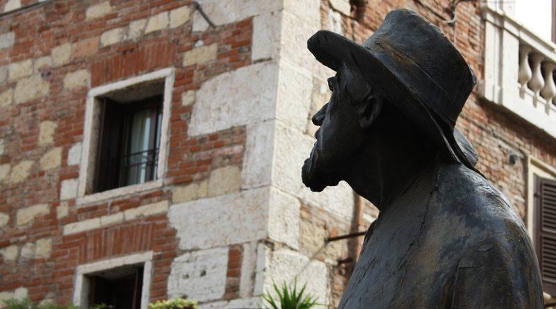 Verona si racconta: LE STATUE PARLANTI