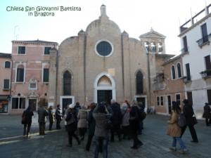 Chiesa San Giovanni Battista in Bragora